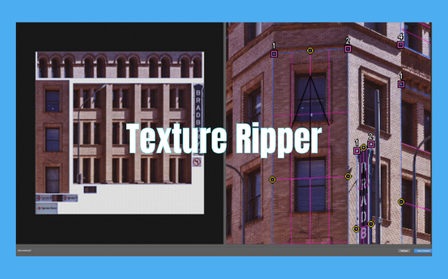 Texture Ripper纹理开膛手