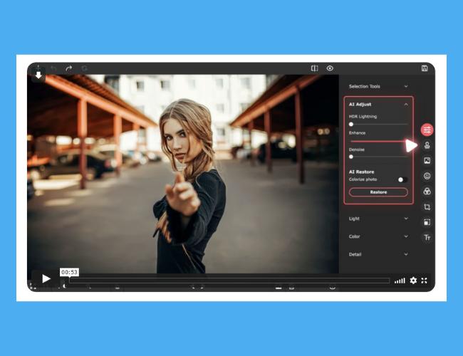 Movavi Picverse适用于PC的专业级照片编辑器