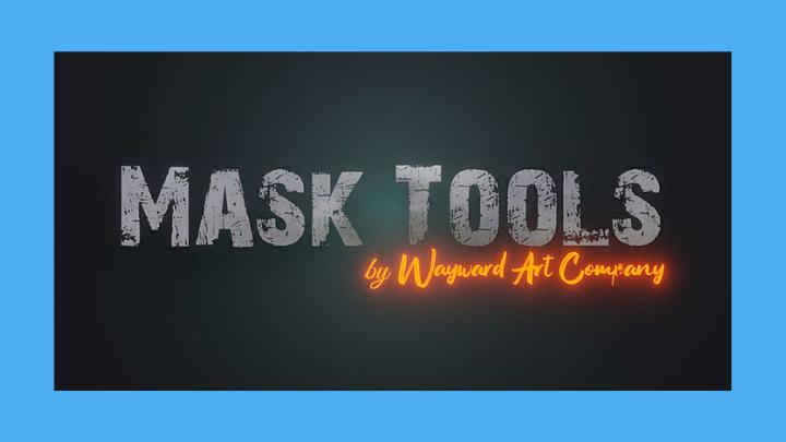 蒙版工具Mask Tools